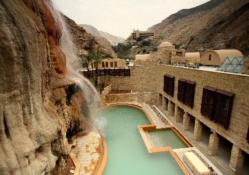 Six Senses abre el resort Evason Ma'In Hot Springs & Six Senses Spa en Jordania