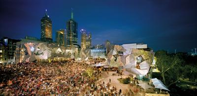 Melbourne/Foto Oficina de Turismo de Australia