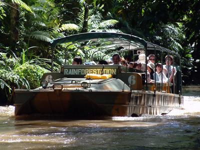 Selva australiana/Foto Oficina de Turismo de Australia