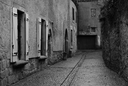 Calle de Carcassonne