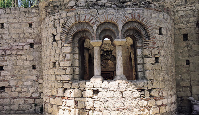 Iglesia de san Nicolás en Demre, Turquía