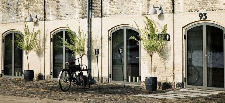 Restaurante Noma, en Copenhague