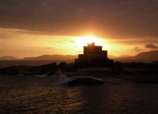 Anochecer en L'Alguer