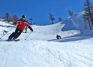 imagen Esquiando en Bardonecchia, Italia