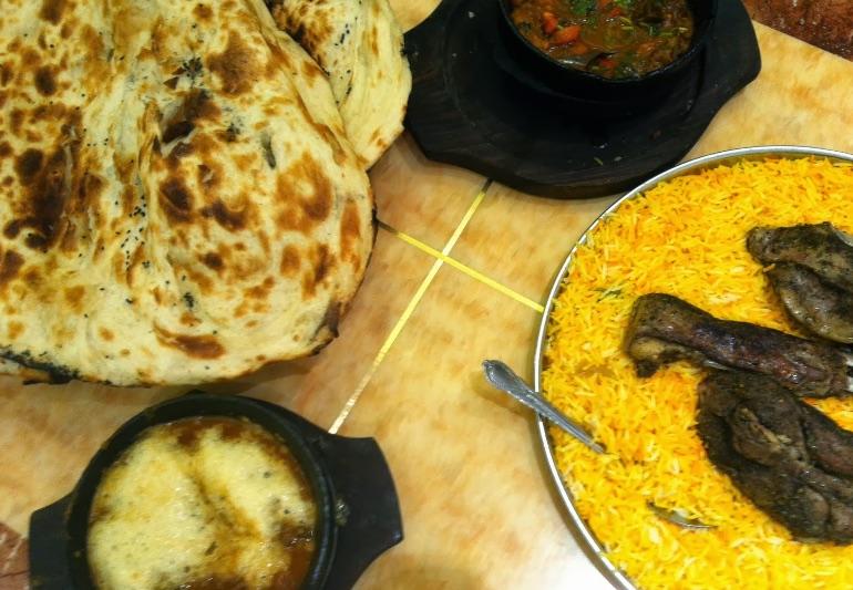 Gastronomía de Yemen. Foto del blog: http://yemenfood.blogspot.com/