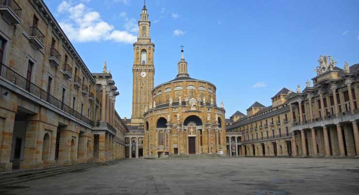 Laboral Ciudad de la Cultura es el edificio civil más grande de España