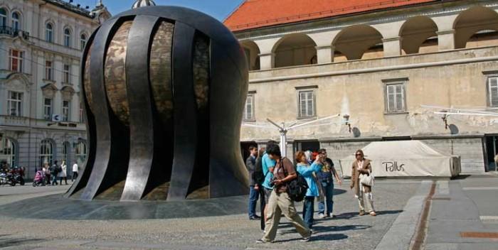Monumento Conmemorativo NOB en Maribor