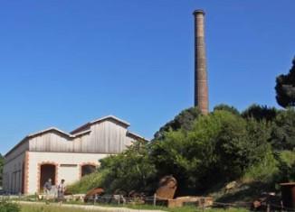 Antigua fábrica de dinamita de Paulilles/Foto Agnese Spagna