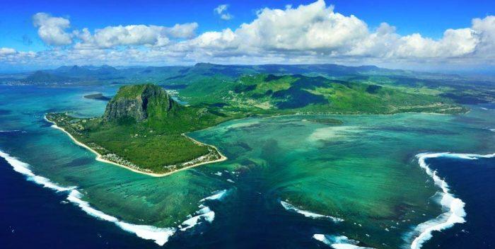 imagen Navidad en Isla Mauricio