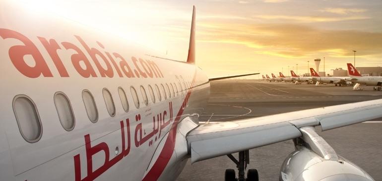 Flota Air Arabia Maroc