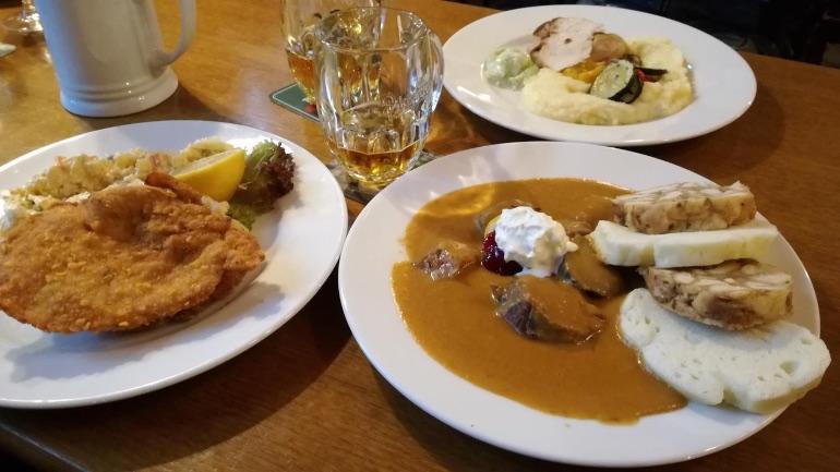 Gastronomía checa