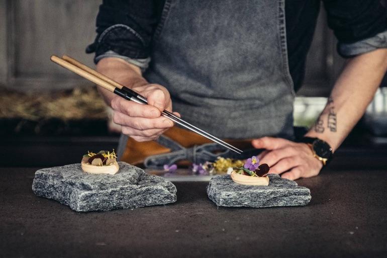 Gastronomía sueca