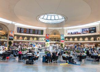 imagen El aeropuerto de Ben Gurion…