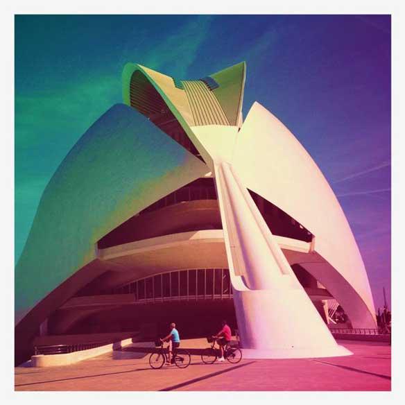 Hemisfèric Ciudad de las Artes y de las Ciencias