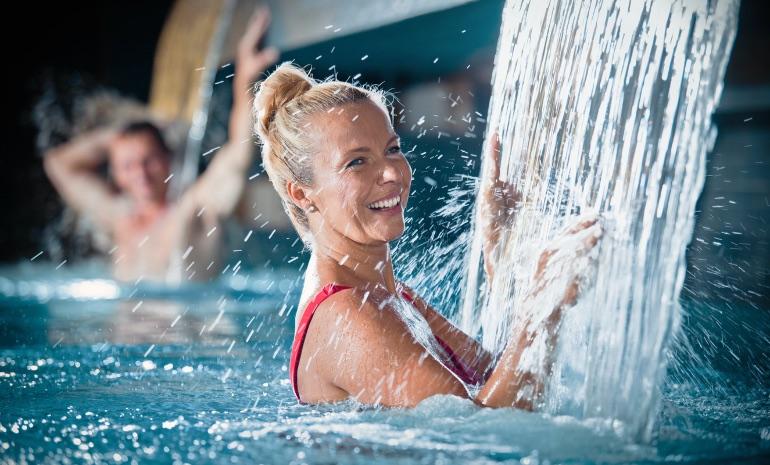 Después de una sesión de Nordic Walking no hay nada mejor que relajarse en los balnearios checos