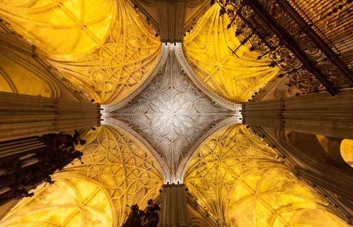 Catedral de Sevilla © piettheisohn / CC BY 2.0