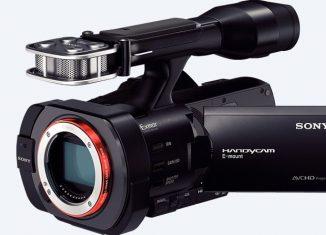 imagen Handycam® Full frame de 35mm…