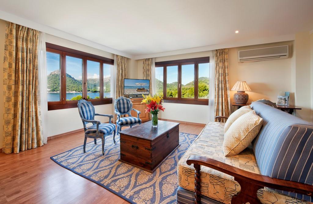 Grace Kelly suite del Barceló Formentor