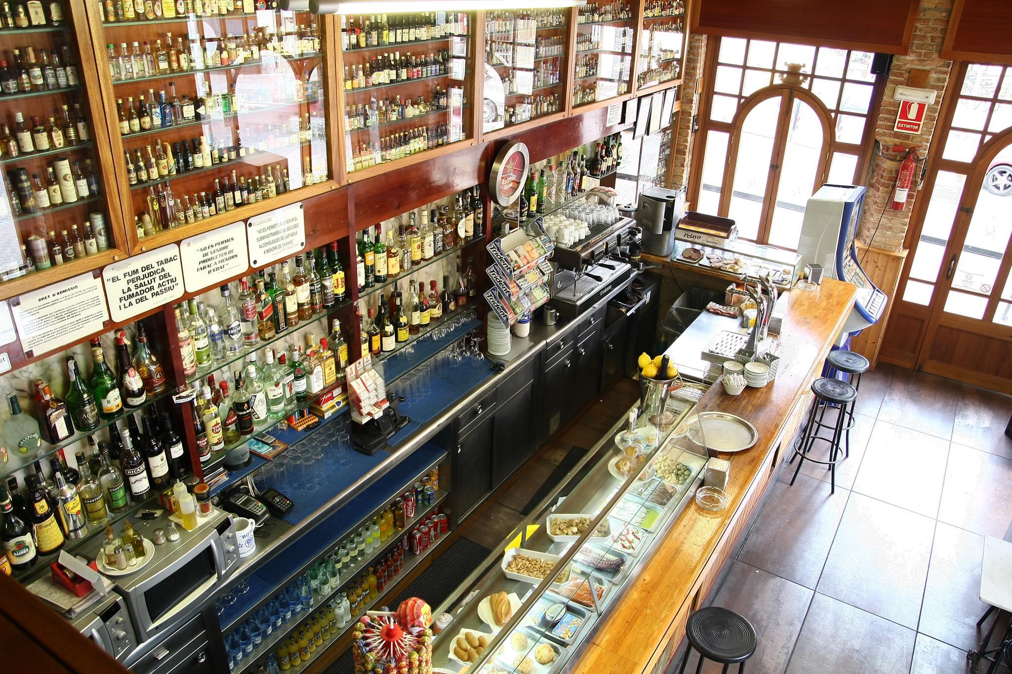 Barra del Bar Quimet d'Horta. © Quimet d'Horta