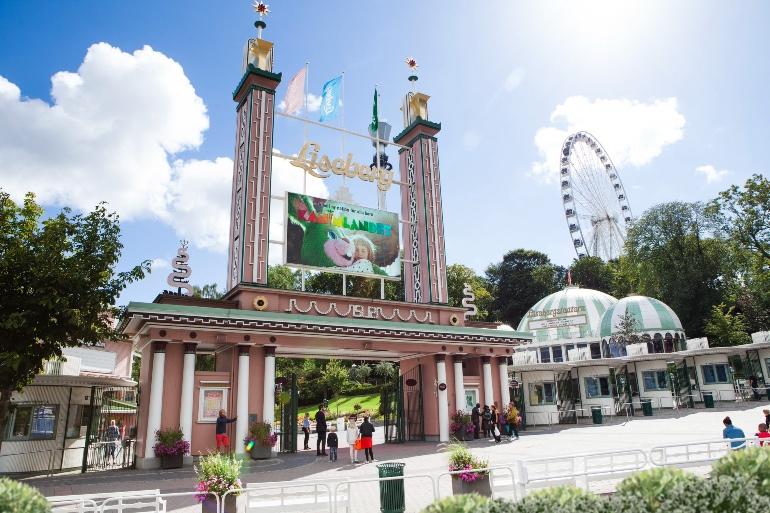 Parque de Atracciones Liseberg