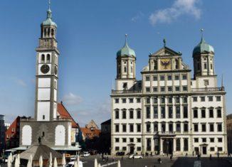 imagen Mercado de Navidad de Augsburgo,…