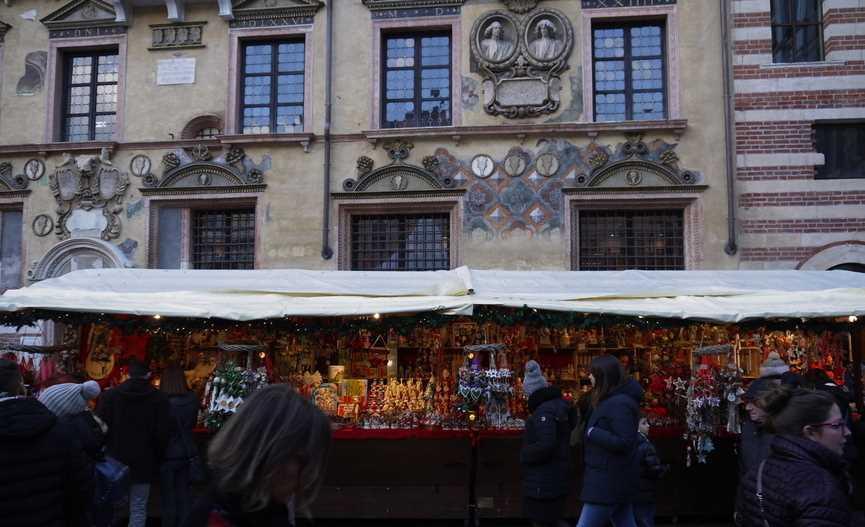 Mercado de Navidad de Verona