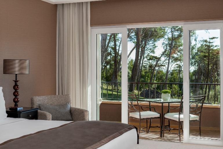 Fin de año en el Penha Longa Hotel, Spa & Resort, en Sintra