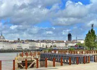 imagen Nantes, capital verde europea 2013