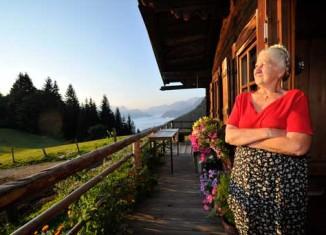 Granja bio en Austria