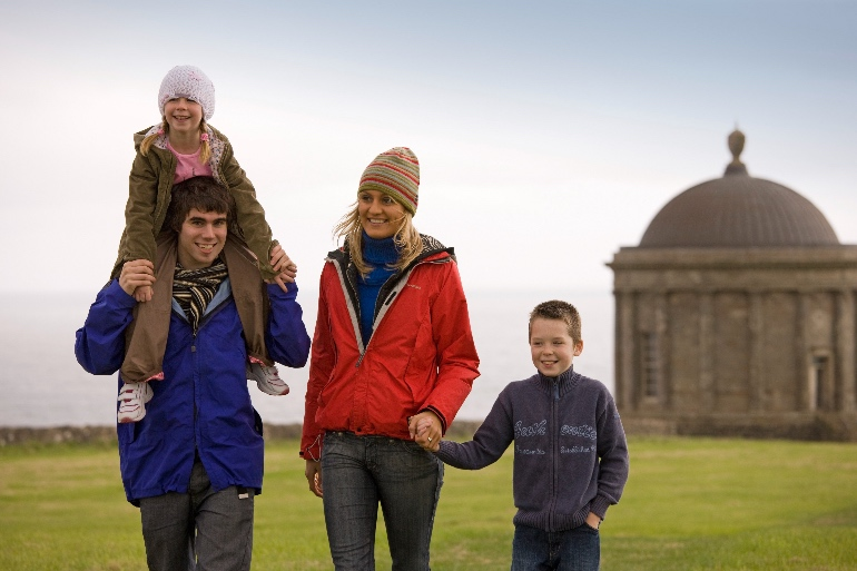 Derry, Ciudad de la Cultura del Reino Unido 2013. Foto VisitBritain
