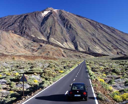 El Teide es una montaña de gran belleza y símbolo del vulcanismo en Tenerife