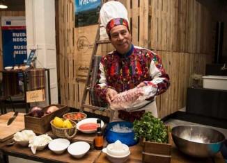 Humberto Domínguez, uno de los cocineros guatemaltecos más famosos