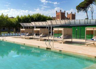 imagen El Hotel Balneario Vichy Catalán…