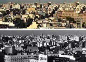 Panorámica de Buenos Aires