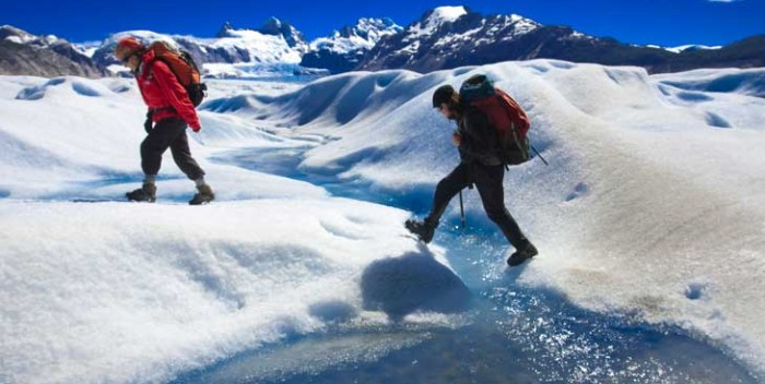 Trekking Glaciar Neff