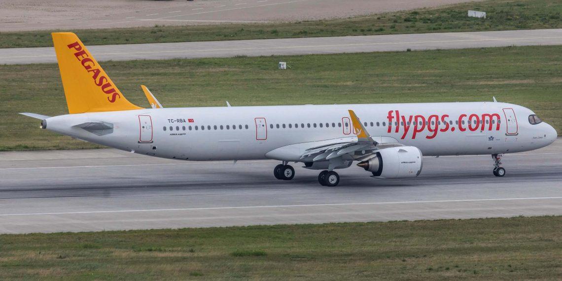 Pegasus Airlines, aerolínea de bajo coste líder en Turquía