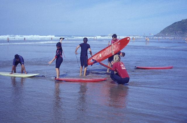 Zarautz es uno de los mejores rincones de Europa para practicar surf