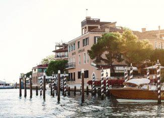 imagen El Hotel Cipriani de Venecia…