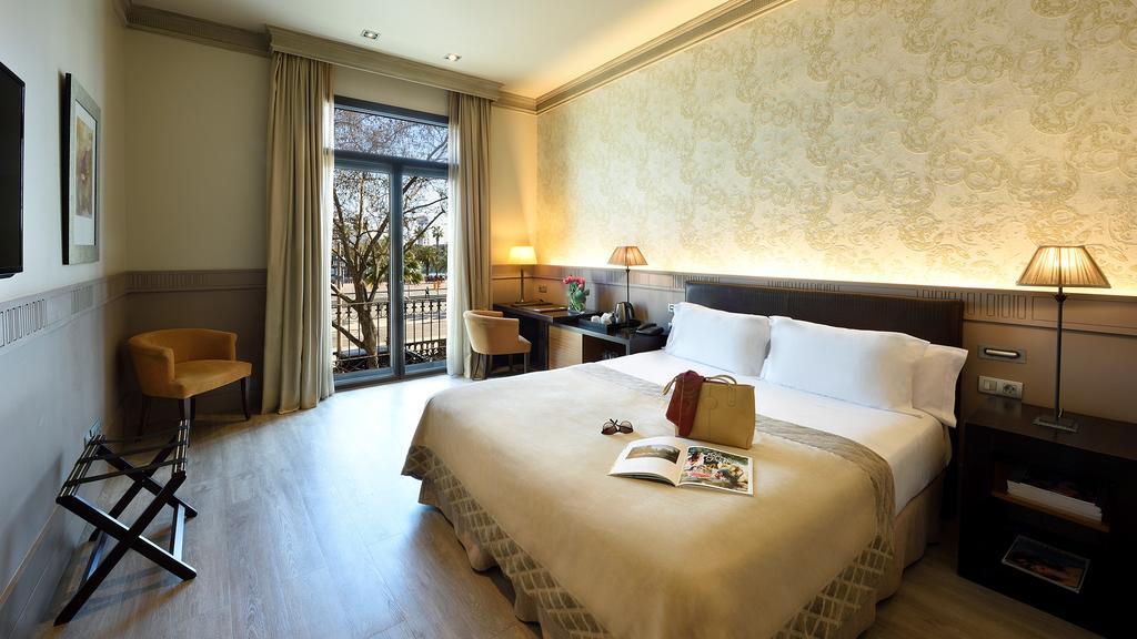 El Hotel Duquesa de Cardona remodela sus habitaciones con motivo de su décimo aniversario