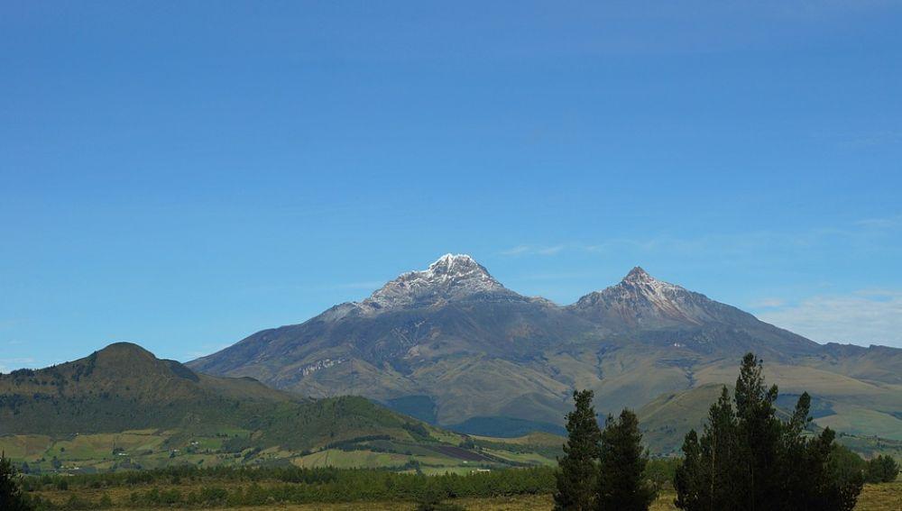 Volcán Iliniza, Pixabay