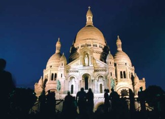 Iglesia del Sacré Couer: © Paris Tourist Office/ David Lefranc