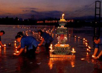 imagen Loi Krathong un festival tailandés…