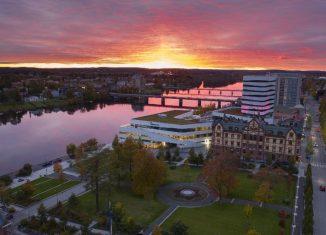 imagen Umeå, capital europea de la…