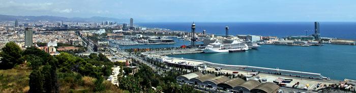 barcelona-vistas-puerto