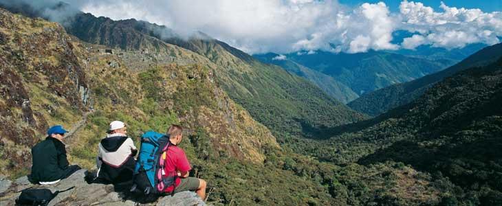 Camino inca de Machu Picchu