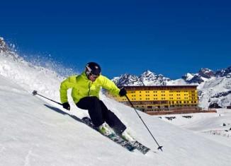 imagen Portillo, nieve y tradición en…