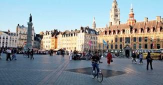 imagen Lille, ruta y turismo por…