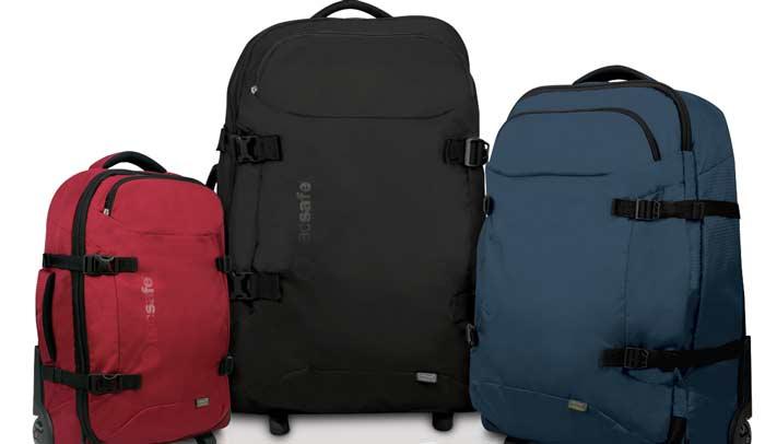 Pacsafe, una marca diseñada por viajeros,