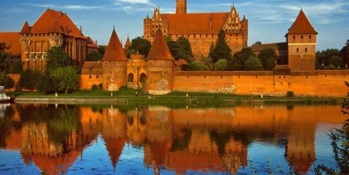 imagen De ruta por Polonia