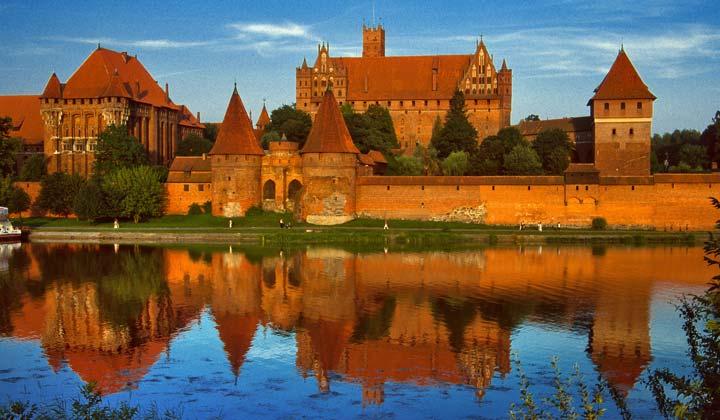 Castillo de Malbork